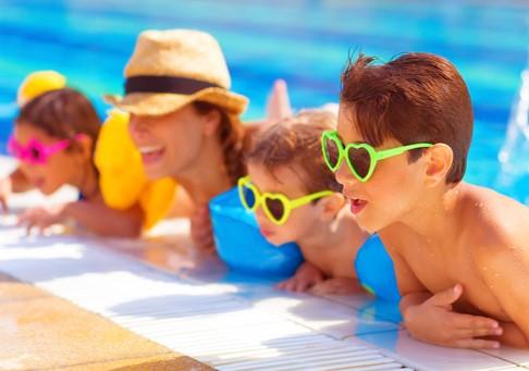 Le fond mobile s'adapte à l'âge des baigneurs